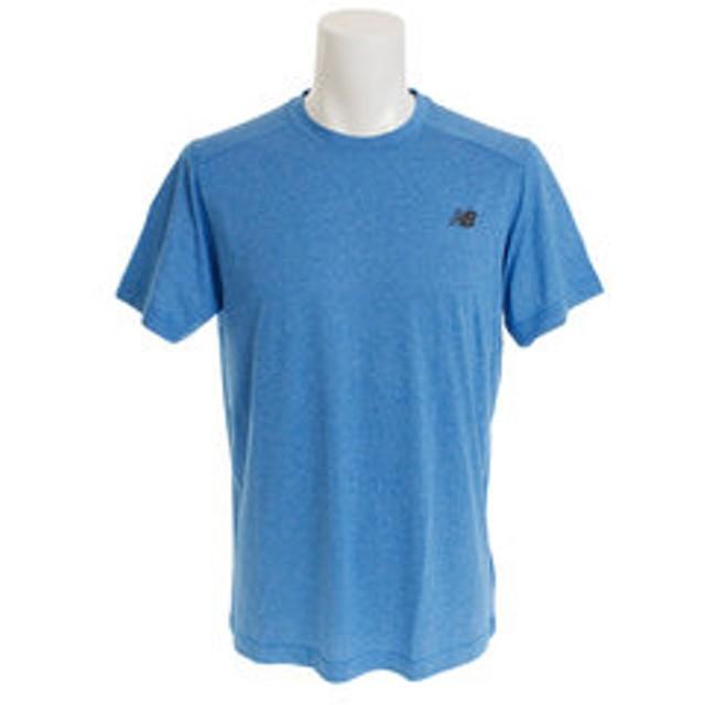 【Super Sports XEBIO & mall店:トップス】【オンライン限定特価】ショートスリーブ ヘザーテックTシャツ AMT53091EBH