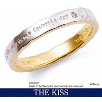 ディズニー プーさん リング・指輪 くまのプーさん グッズ メンズ レディース アクセサリー THE KISS ザキス ザキッス プレゼント