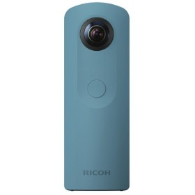 RICOH THETA SC ブルー [全天球撮影カメラ] デジタルカメラ