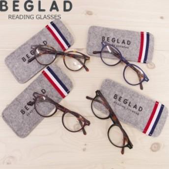 老眼鏡 おしゃれ シニアグラス ケース付き メンズ レディース リーディンググラス 男性用 女性用 全4色 度数 1-2.5 B