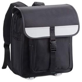 歩ぷさっく スクールバッグ メンズ レディース 43180-1H ブラック ブラック