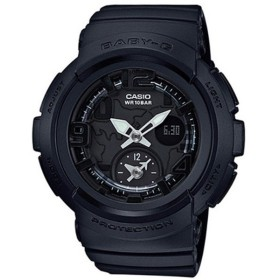カシオ CASIO ベビーG BABY-G ビーチトラベラーシリーズ レディース 腕時計 BGA-190BC-1B ブラック ブラック