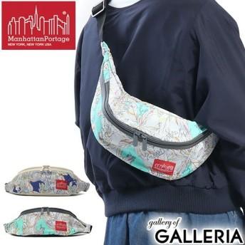 日本正規品 マンハッタンポーテージ ウエストバッグ Manhattan Portage Liberty Fabric Brooklyn Bridge Waist Bag ボディバッグ 限定 MP1100LBTY19SS