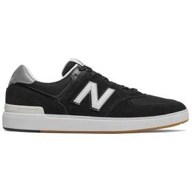 NEW BALANCE ニューバランス ヌメリック AM574BKG [サイズ:27cm (US9) Dワイズ] [カラー:ブラック×ホワイト]