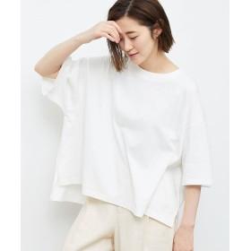 【20%OFF】 ロペピクニック ベーシックビックTシャツ レディース ホワイト(10) 38 【ROPE' PICNIC】 【セール開催中】