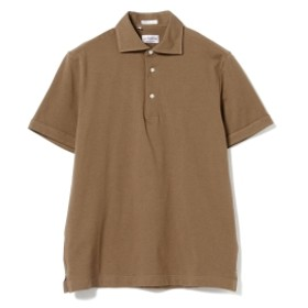 GUY ROVER / カノコ ポロシャツ メンズ ポロシャツ D.BROWN/15 M