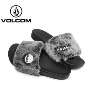 ボルコム VOLCOM サンダル レディース LIL Slide エルアイエル スライド W0811903-HGR