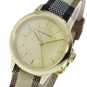 バーバリー BURBERRY クオーツ レディース 腕時計 BU10201 ゴールド ゴールド