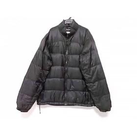 【中古】 コロンビア columbia ダウンジャケット サイズXL メンズ 美品 黒 冬物