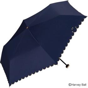 [マルイ]【セール】日傘 晴雨兼用 折りたたみ 遮光スマイリースカラップmini(レディース/雨の日も使える)/w.p.c(WPC)