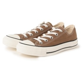 CONVERSE / ALL STAR WASH OX レディース スニーカー BROWN 5