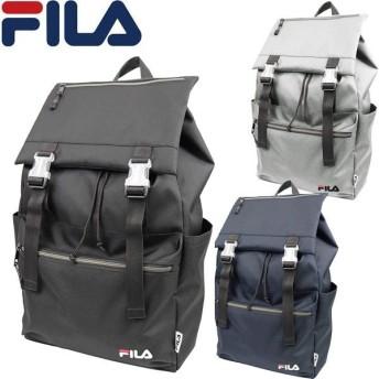 FILA フィラ かぶせ式リュックサック 撥水加工 FL-0004