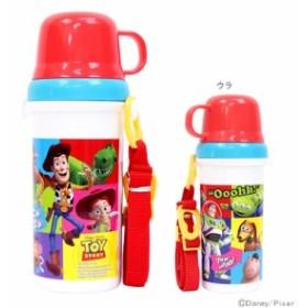 トイ・ストーリー 直飲みコップ付きプラ水筒<ダイレクトボトル・コップ付き水筒> 480ml