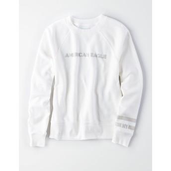 【アメリカンイーグル】AEロゴスウェットシャツ