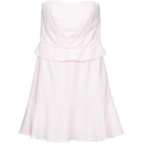 《セール開催中》CARVEN レディース ミニワンピース&ドレス ライトピンク 38 ポリエステル 100%