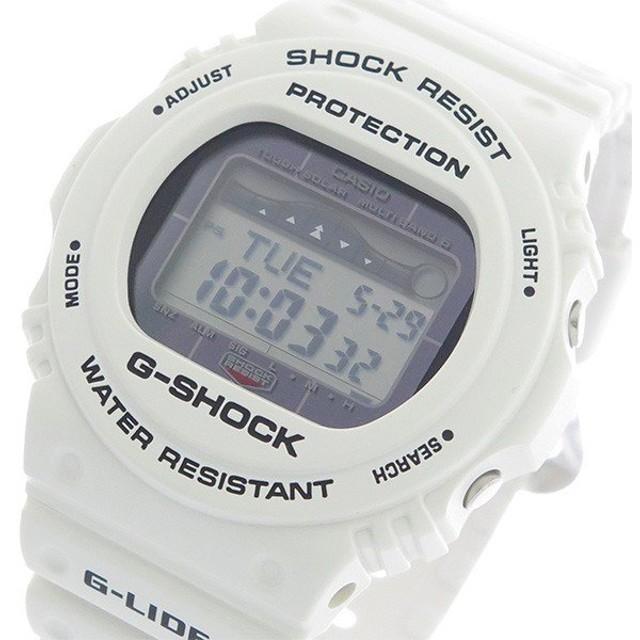 カシオ CASIO Gショック G-SHOCK G-LIDE メンズ 腕時計 GWX-5700CS-7JF ホワイト/ホワイト 国内正規 ホワイト