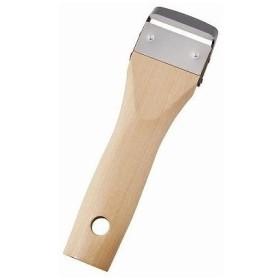 小柳産業 木製皮引き 板前さん 180mm