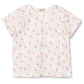 【40%OFF】 ブランシェス フラミンゴ半袖Tシャツ(80~140cm) レディース オフホワイト 120cm 【branshes】 【セール開催中】