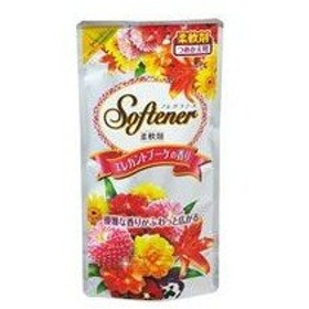 日本合成洗剤 フレグランスソフター エレガントブーケの香り 詰替 500ml
