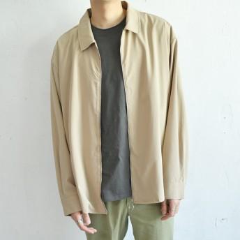 シャツ - pairpair【MEN】 【リンクコーデ専門ブランド/ペアペア】リングファスナーシャツ(メンズ)