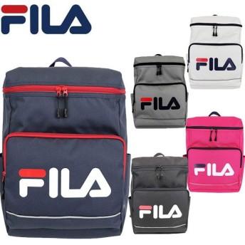 FILA フィラ タウン スクエア リュックサック 撥水加工 FL-0003