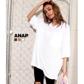 【セール開催中】ANAP(アナップ)ポケットBIG Tシャツ