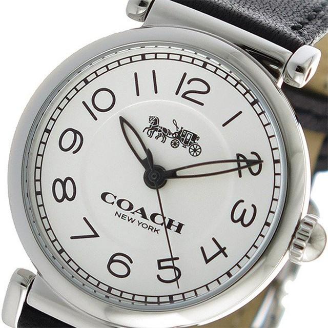 48b55bbe0a8b コーチ COACH マディソンファッション クオーツ レディース 腕時計 14502860 ホワイト ホワイト