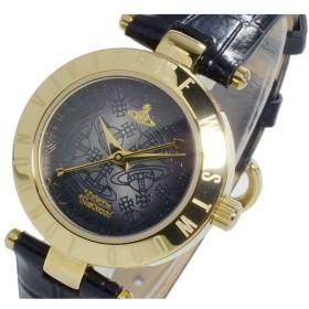 ヴィヴィアン ウエストウッド VIVIENNE WESTWOOD クオーツ レディース 腕時計 VV092BKBK ブラック