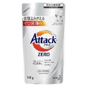 「花王」 アタックZERO つめかえ用 360g 「日用品」