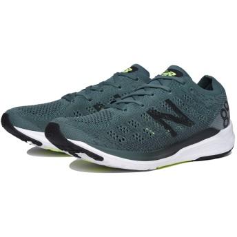 (NB公式) ≪ログイン購入で最大8%ポイント還元≫ M890 GG7 (GREEN) ランニングシューズ/靴 男性/メンズ/mens ニューバランス newbalance