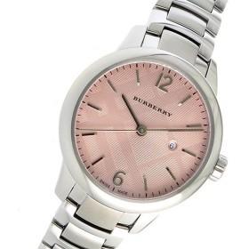 バーバリー BURBERRY   クオーツ レディース 腕時計 BU10111 ピンク ピンク