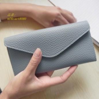 財布 レディース 財布 カード 小銭入れが大きい長財布 カードケース 長財布 ウォレットサイフ 軽量 大容量 札入れ 薄型 プレゼント 母 三