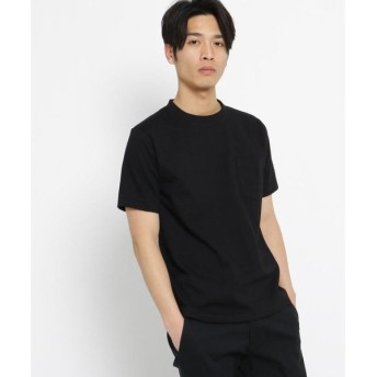 BASE STATION / ベースステーション 日本製 JAPAN MADE あせない 黒Tシャツ