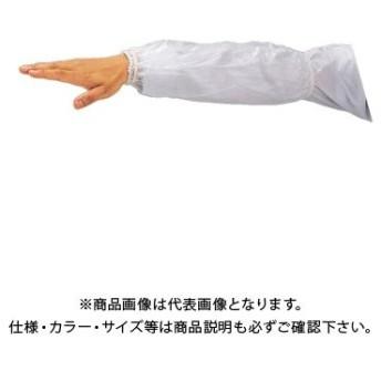 おたふく手袋 #922 抗菌ビニール 腕カバータック 38cm