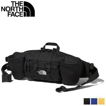 ノースフェイス THE NORTH FACE バッグ ウエストバック メンズ レディース 6L MOUNTAIN BIKER LUMBAR PACK ブラック ブルー イエロー 黒 NM71864