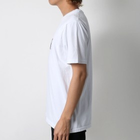 Tシャツ - MARUKAWA EDWIN Tシャツ メンズ 夏 ロゴ プリント 半袖 ホワイト/ブラック M/L/XL【 ティーシャツ アメカジ カジュアル】