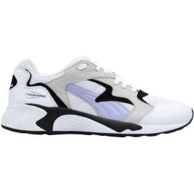 《期間限定セール開催中!》PUMA メンズ スニーカー&テニスシューズ(ローカット) ホワイト 6 紡績繊維 PREVAIL CLASSIC