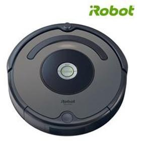 iRobot 【国内正規品】 ロボット掃除機「ルンバ」643 ミディアムシルバー R643060