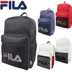 FILA フィラ デイパック メッシュポケット 撥水加工  FL-0002