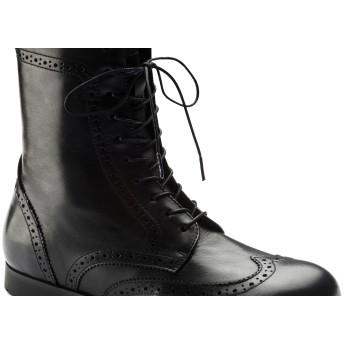 【BIRKENSTOCK】Laramie/ララミー Natural Leather ブラック 天然皮革 ビルケンシュトック