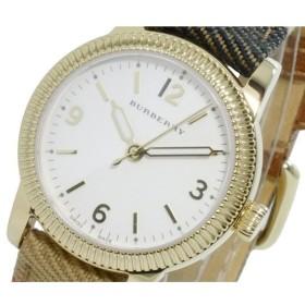バーバリー BURBERRY クオーツ レディース 腕時計 BU7851 ホワイト