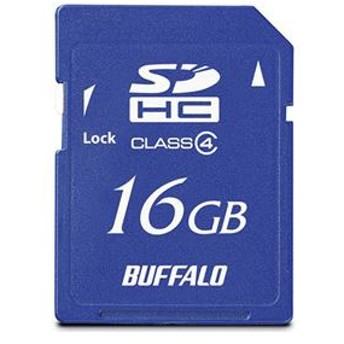5000円以上送料無料 (まとめ)バッファロー SDHCカード 16GBClass4 RSDC-S16GC4B 1枚【×2セット】 AV・デジモノ:パソコン・周辺機器:US