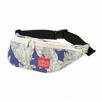 マンハッタン ポーテージ Liberty Fabric Brooklyn Bridge Waist Bag ユニセックス NVY/IVR XS 【Manhattan Portage】
