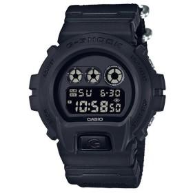カシオ CASIO Gショック G-SHOCK ミリタリーブラック クオーツ メンズ クロノ 腕時計 DW-6900BBN-1 ブラック ブラック