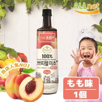 ★美酢ミチョ 桃味 900ml×1本セット