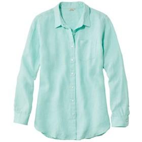 プレミアム・ウォッシャブル・リネン・シャツ、チュニック/Premium Washable Linen Shirt Tunic