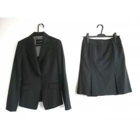 【中古】 ボナジョルナータ BUONA GIORNATA スカートスーツ サイズM レディース 黒
