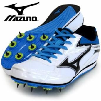 ブレイブウィング 3【MIZUNO】 ミズノ 陸上スパイク トラック種目全般 走幅跳用 16SS(U1GA163025)