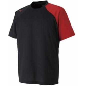 Tシャツ (ユニセックス)【MIZUNO】ミズノテニス ウエア Tシャツ/ポロシャツ (62JA8070)