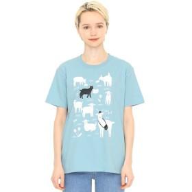 [マルイ] 【ユニセックス】Tシャツ/リトルゴーツ/グラニフ(graniph)